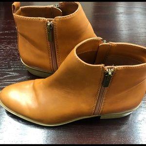 Ralph Lauren booties